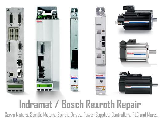 Bosch Rexroth Indramat Repair